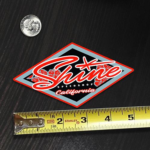 SHINE-HOLA #1 STICKER - C2