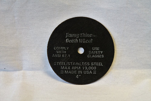 Jimmy Shine Death Wheels 4""