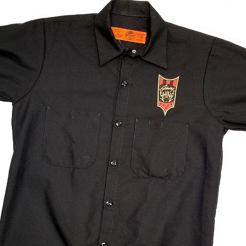 Workshop Collared Work Shirt
