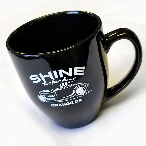 Racer Coffee Mug