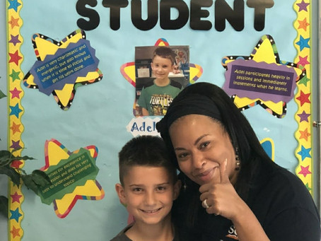 June Student of the Month