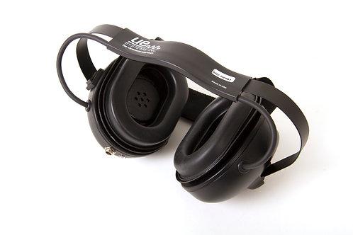 Noise isolating headset