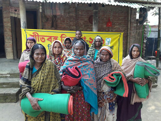 Winter Blankets Distribution 2016-17(6): Thakurgaon
