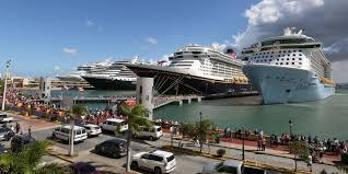 A record number of cruise passengers in January 2019