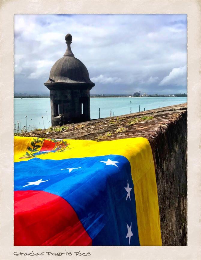 Puerto Rico y la agenda humanitaria por Venezuela