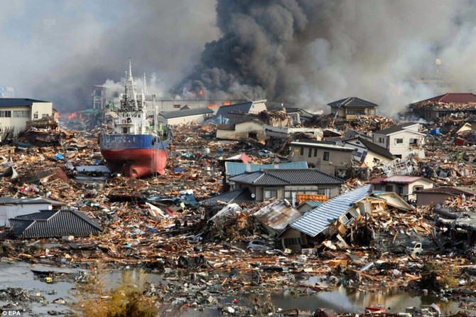 A Look to the 2011 Japan's Earthquake