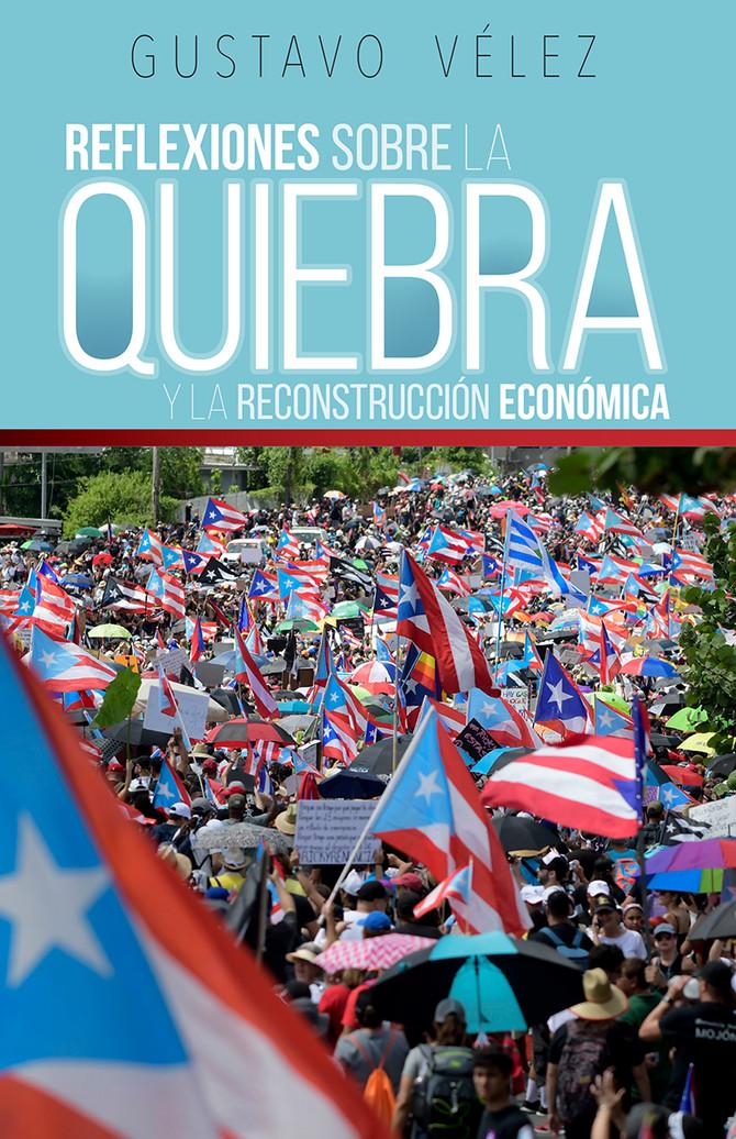 Publicación analiza la urgencia de que Puerto Rico salga de la quiebra