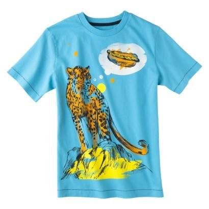 camisa leopardo hot dog