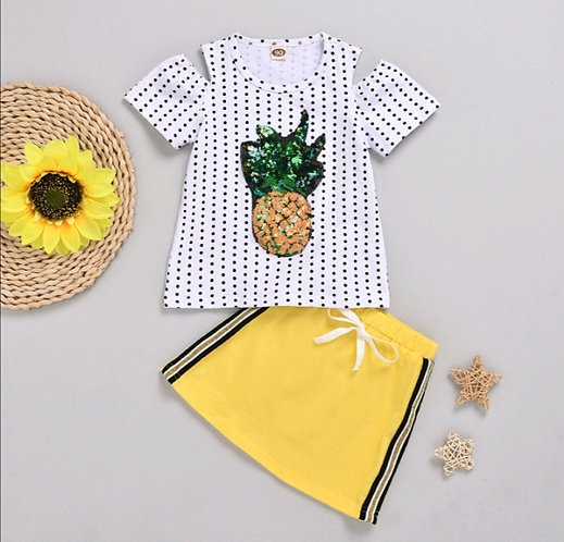 327155 Pineapple Set