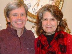Bruce and Denise McLellan