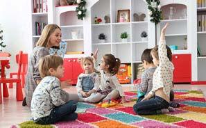 幼児教育、保育職場体験