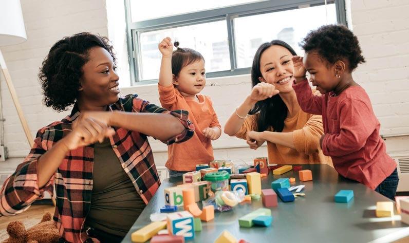 カナダの幼児教育を職場体験