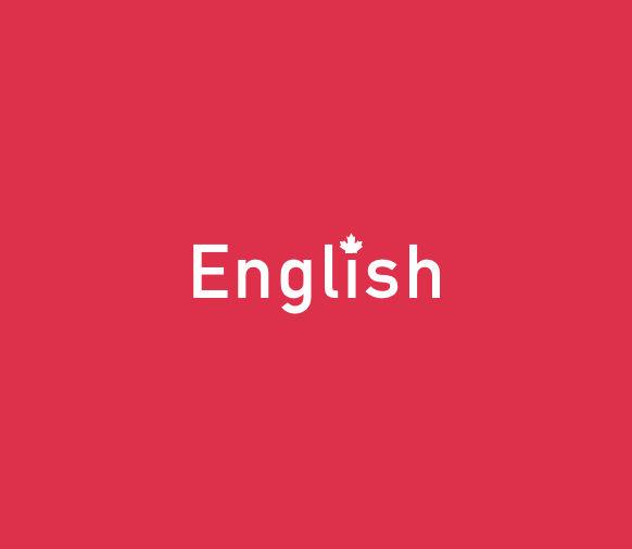 カナダのきれいな英語