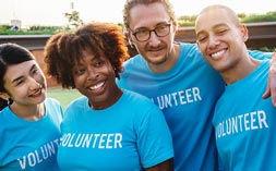 ボランティア体験