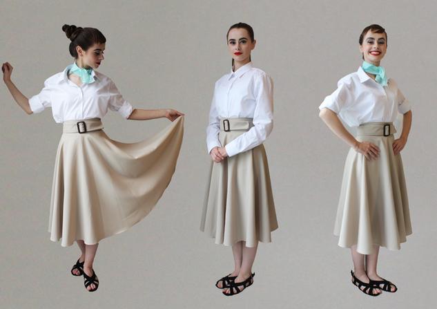 Audrey Hepburn Inspired Photoshoot