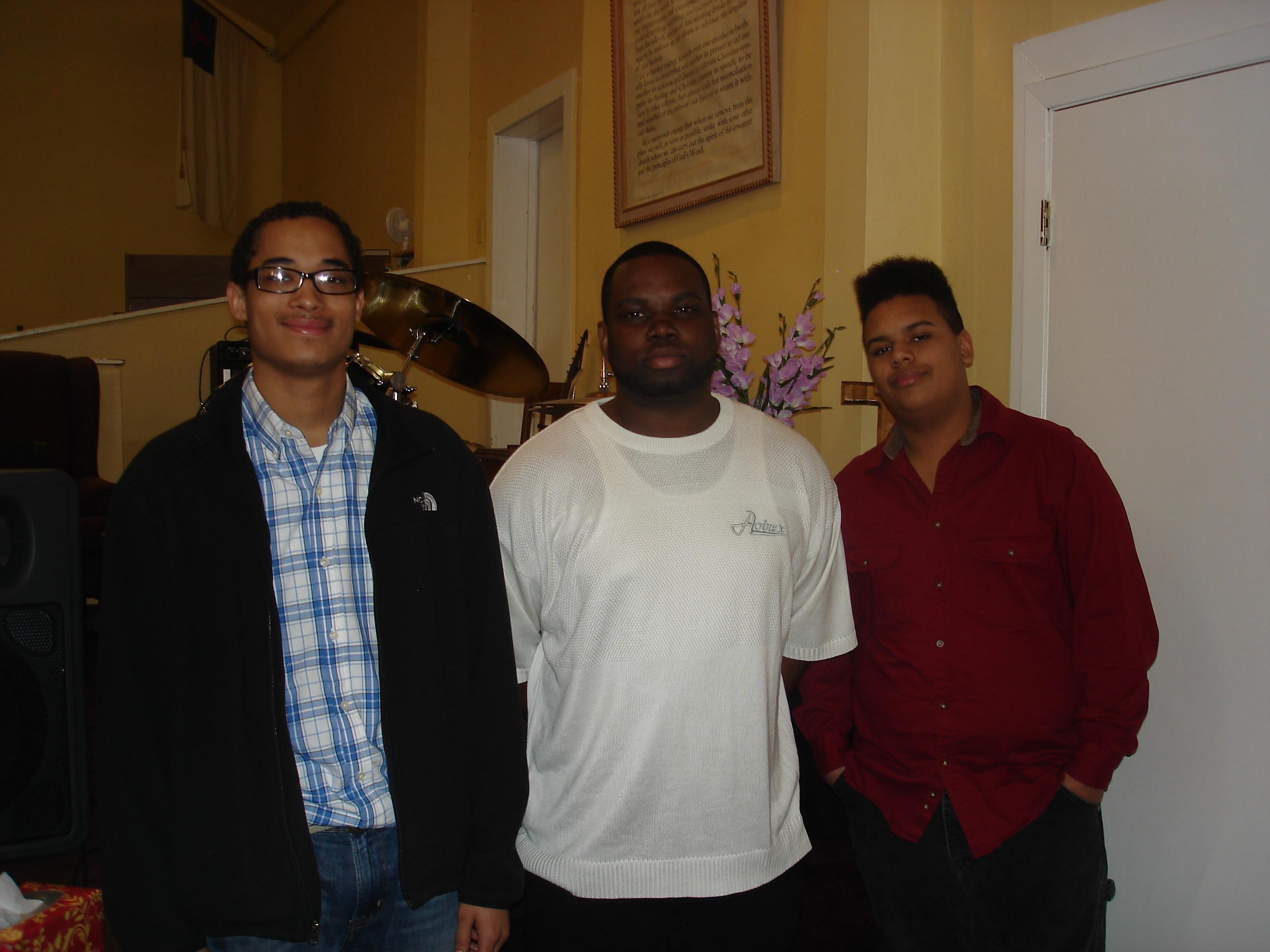junior deacons