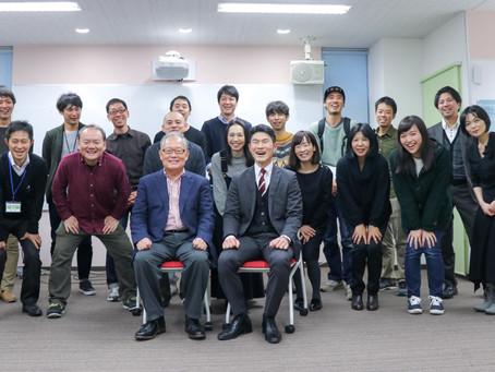 元Google米国本社副社長・村上憲郎先生にご講演いただきました