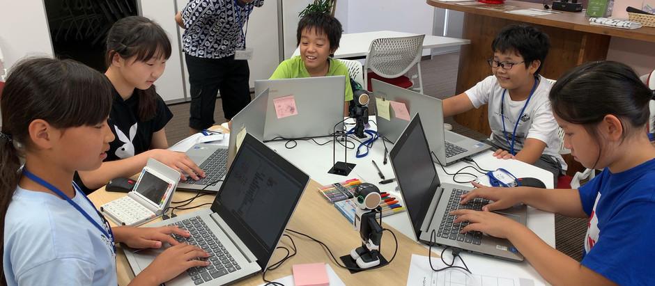 第三回プログラミングワンダーランドの一日目を開催しました。
