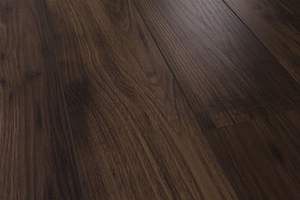 Italian walnut flooring