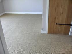 Hard wearing carpet