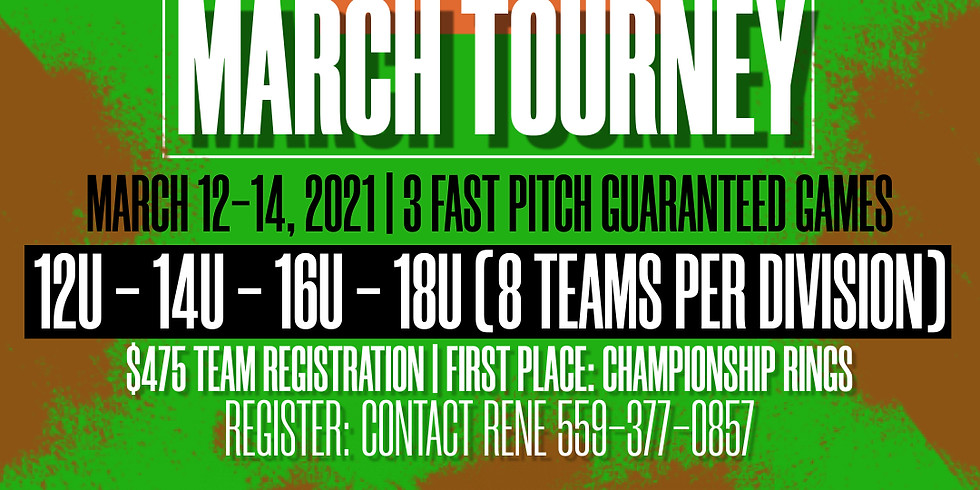 Central Valley March Tourney