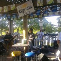 Music on the deck at The Point.jpg