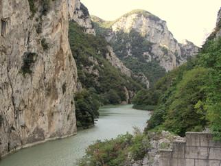 EP. #2 - Furlo / Fossombrone / Calcinelli / Cuccurano / Fano / Pesaro / Senigallia (por trem)