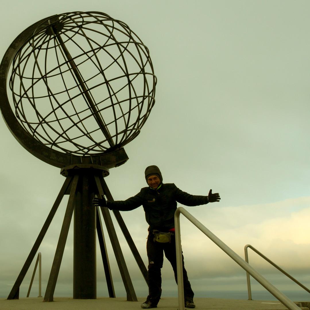 Giraventura Nordkapp Globe