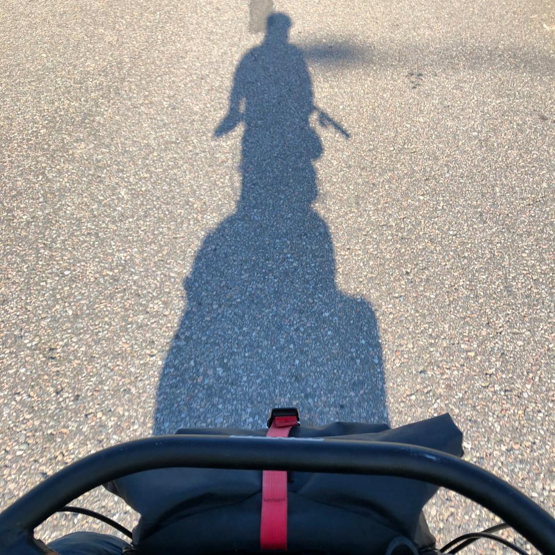 Shadow Bikepacking
