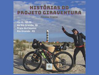 Histórias do Projeto Giraventura - Palestra