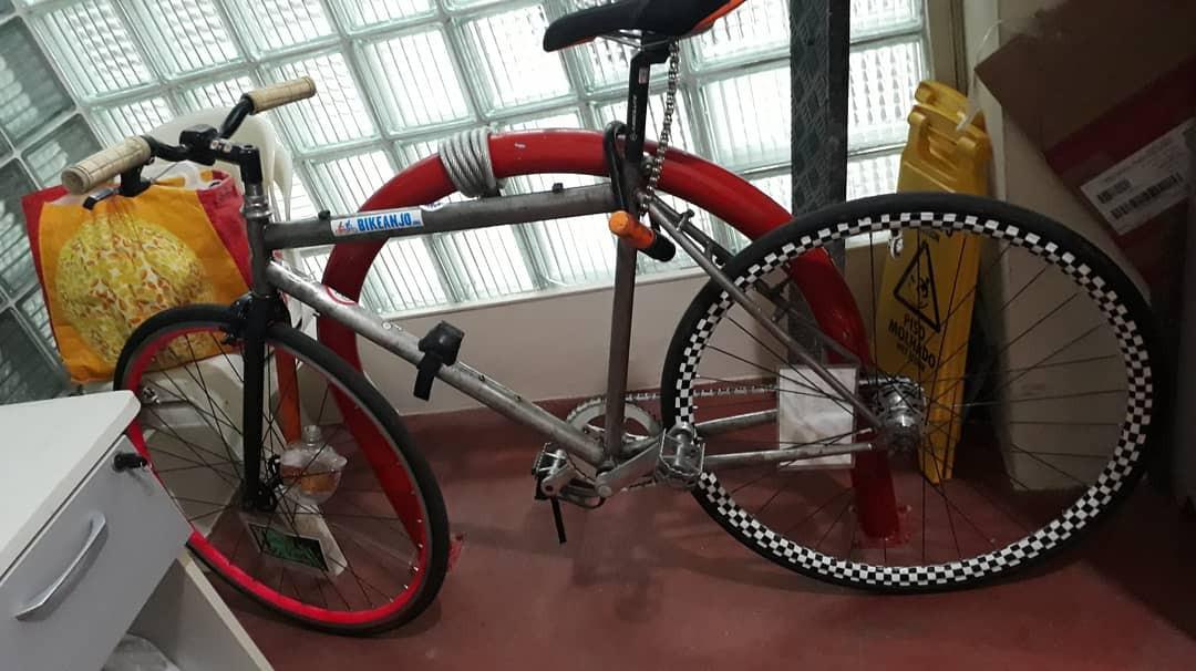 Bike advocacy