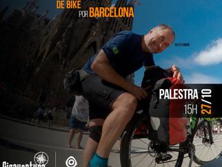 PALESTRA CAMINHO DE SANTIAGO VIA BARCELONA, ETAPA 2014, PROJETO GIRAVENTURA