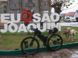 SELO VERDE/BIKE FRIENDLY: POUSADA BOA VISTA, SÃO JOAQUIM, SC