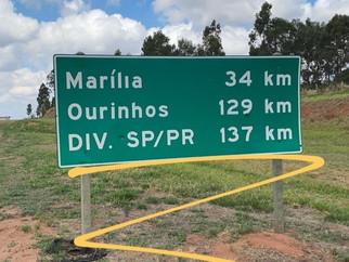 MARÍLIA, SP - DO OIAPOQUE AO CHUÍ DE BIKE