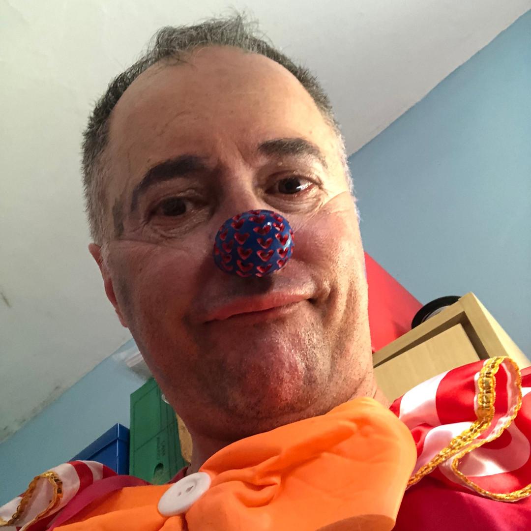 Clown Nestor Giraventura