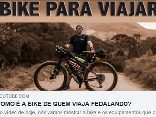 COMO É UMA BICICLETA DE BIKEPACKING?