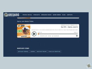 PODCAST: GARRA - GREGÁRIO CYCLING