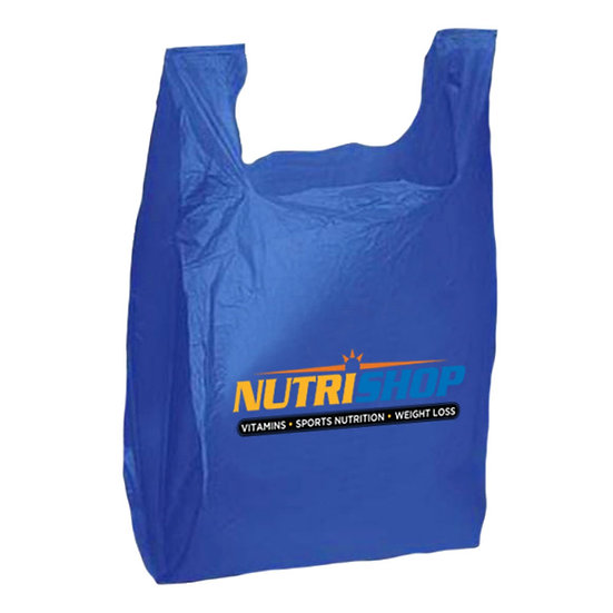 Custom Retail Shopping Bag