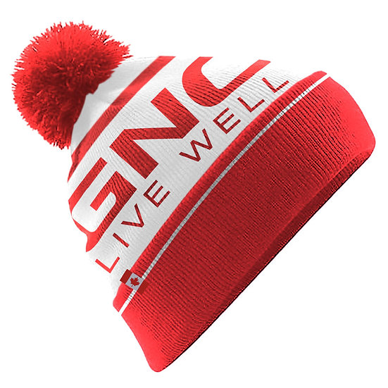 Knitted Toques (Cotton & Acrylic)