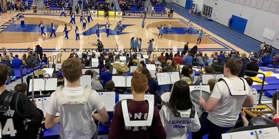 Basketball Pep Band