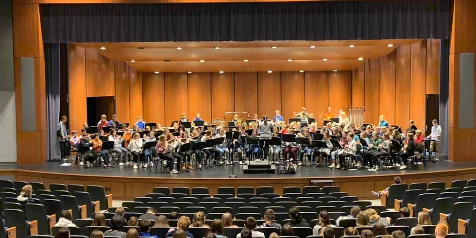 PVMS Winter Band Concert