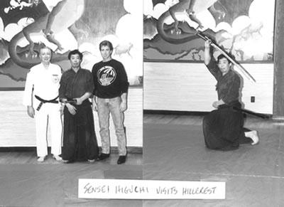 Master Tetsuya Higuchi