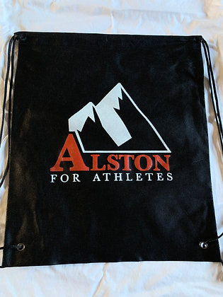 Alston for Athletes Drawstring Bag