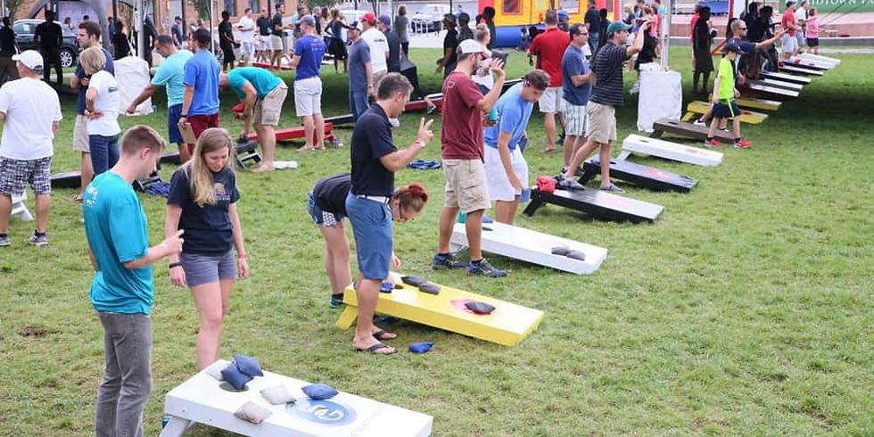 AFA's 1st Annual Cornhole Tournament