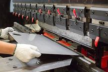 Aston sheet metal press brake melbourne.