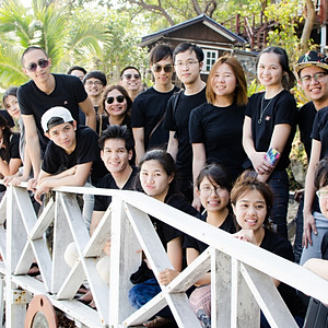 Annual Outing 2017 (Koh Samed