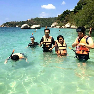 Annual Outing 2014 (Koh Tao)