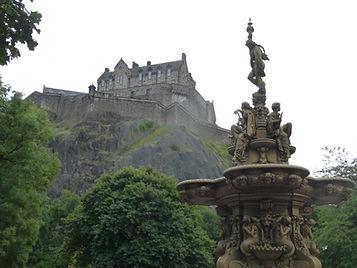 Nico de Beer in Edinburgh