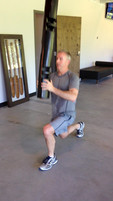 lunges with Vipr