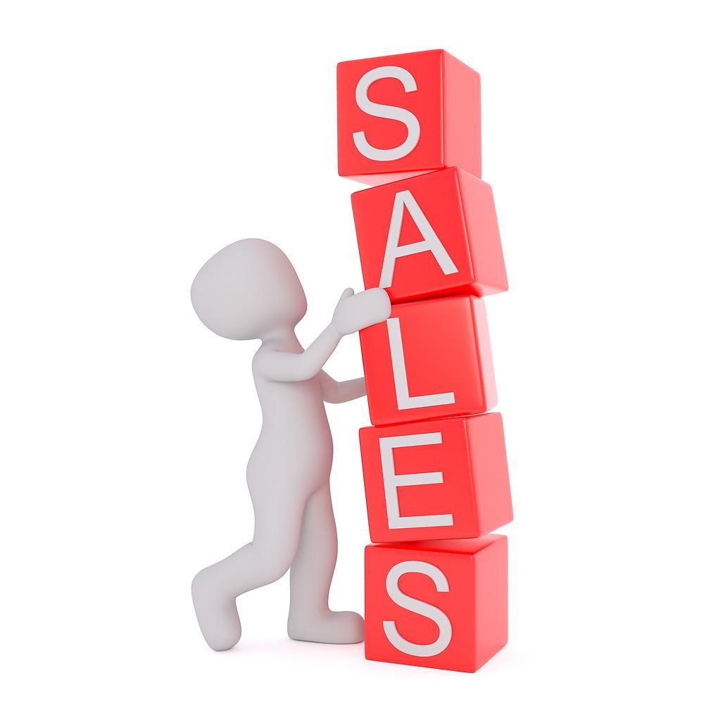 Wirksame Verkaufstexte schreiben und mehr Verkäufe erzielen